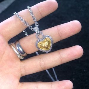 Heart Necklace by Diamonds International